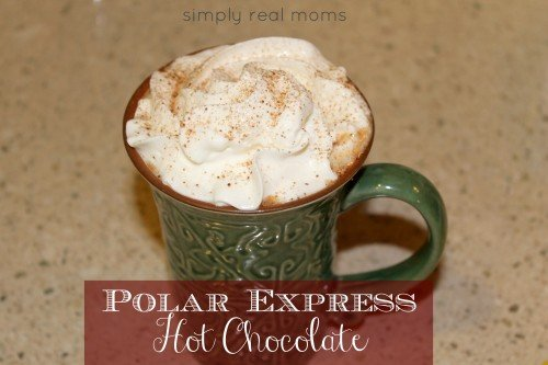 Hands down THE BEST Hot Chocolate ever. Perfect for Christmas Eve or Caroling!