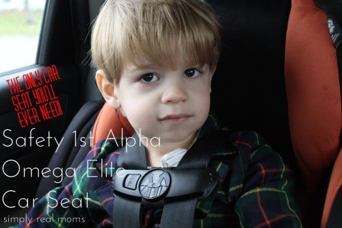 Safety 1st Alpha Omega Elite Car Seat The Only Car Seat You Ll Ever