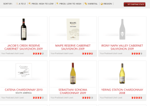 Likelii: Wine Recommendations Made Easy 3