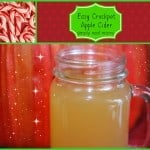 25 Days of Holiday Treats: Easy Crockpot Apple Cider
