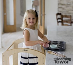 12 Days of Christmas Giveaway Grand Finale: The Learning Tower AND A Playhouse Kit! 1