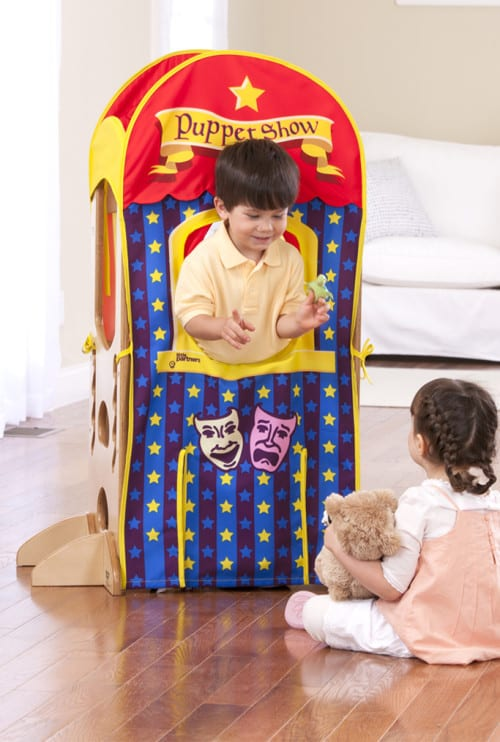 playhouse 500x742 12 Days of Christmas Giveaway Grand Finale: The Learning Tower AND A Playhouse Kit!