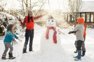 What to Do with Your Kids During Christmas Break