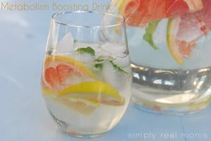 Drink This to Boost Metabolism! 1