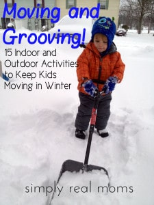 Moving and Grooving: 15 Indoor and Outdoor Activities to Keep Kids Moving in Winter 1