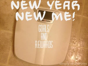 New Year, New Me: Goals and Rewards  1