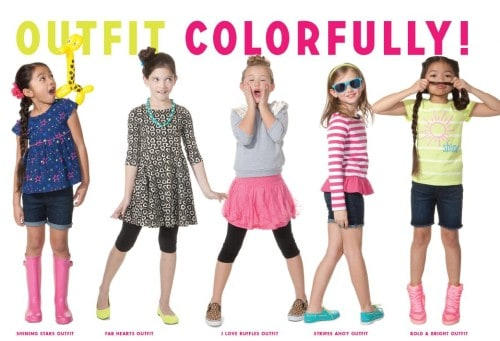 fabkids stylish clothes for girls