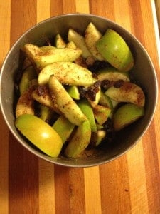 Sweet, Delectable, Stovetop Cinnamon Apples 3