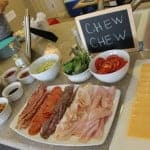 Feeding A Group: Grilled Cheese Bar
