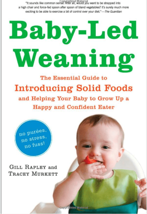 The 5 Best Baby-Led Weaning Foods - parents.com