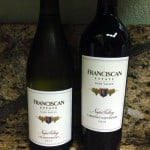Celebrate Your Valentine's Day With Franciscan Estate Wine