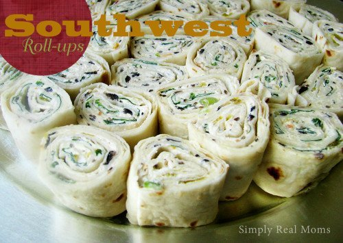 Southwest Roll-Up Appetizers 6