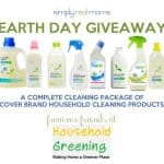 Earth Day Giveaway From Household Greening
