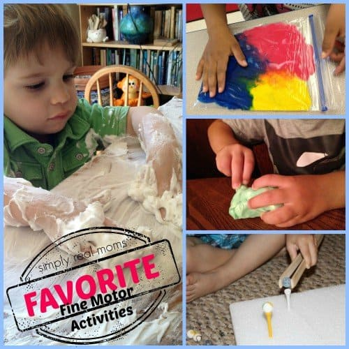 Favorite Fine Motor Activities 2