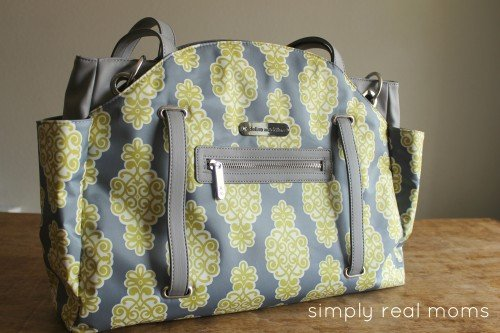 Adelina Madelina Diaper Bags are stylish AND serve a GREAT cause! 1% of sales are donated to Autism Research!