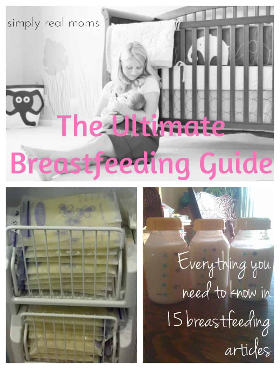 The Ultimate Breastfeeding Guide 1