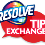 Tips on How to Remove a Stain With Resolve
