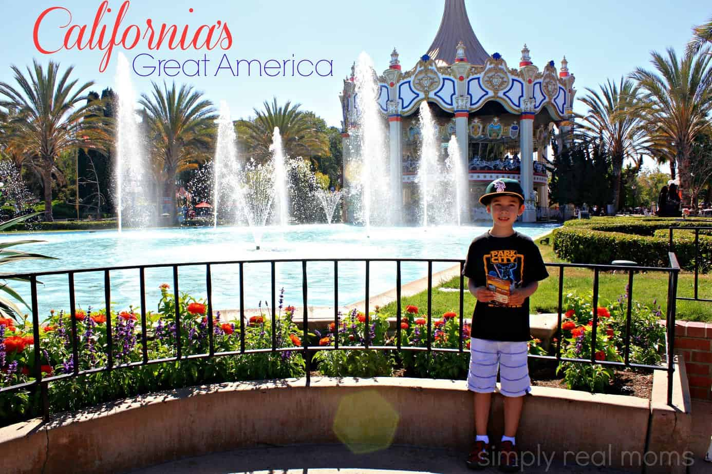 Visiting California's Great America: Family Fun 1