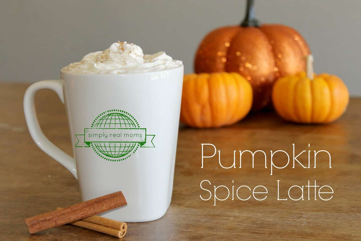 Pumpkin Spice Latte Recipe 1