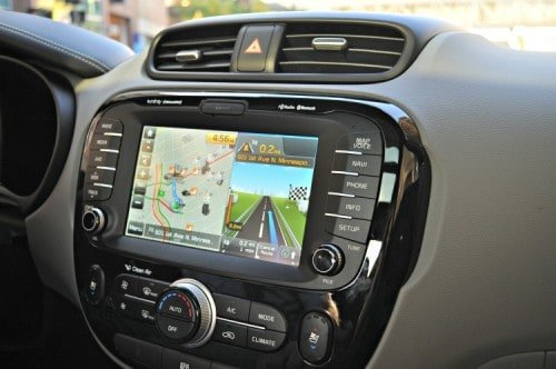 2014 Kia Soul Android Based Navigation