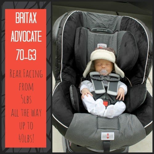 britax advocate 70 g3 safety you can see and a giveaway. Black Bedroom Furniture Sets. Home Design Ideas
