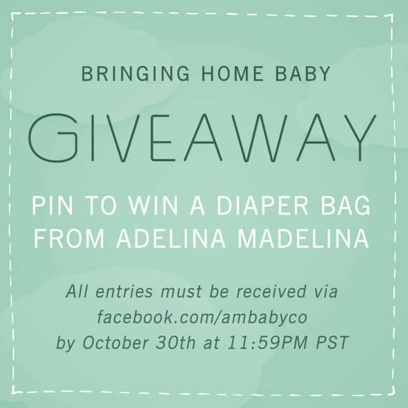 Adelina Madelina Pinning Party Giveaway! (Closed)