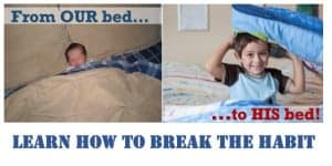 4 Essential Tips for How to Get Your Child to Sleep in Their Own Bed 3