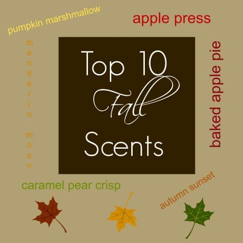 Top 10 Fall Scents 7