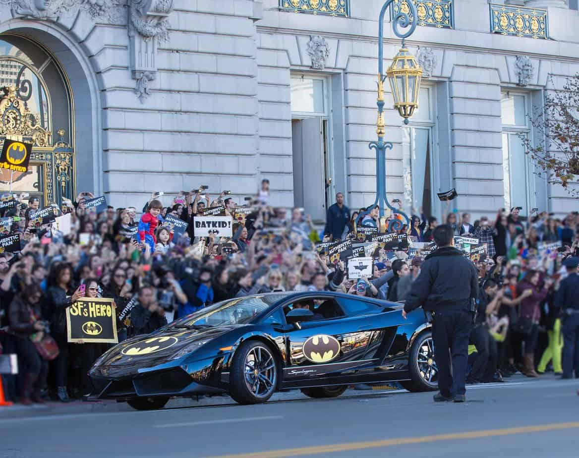 Batkid Miles saves San Francisco! 8