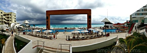 Beach Palace, Cancun