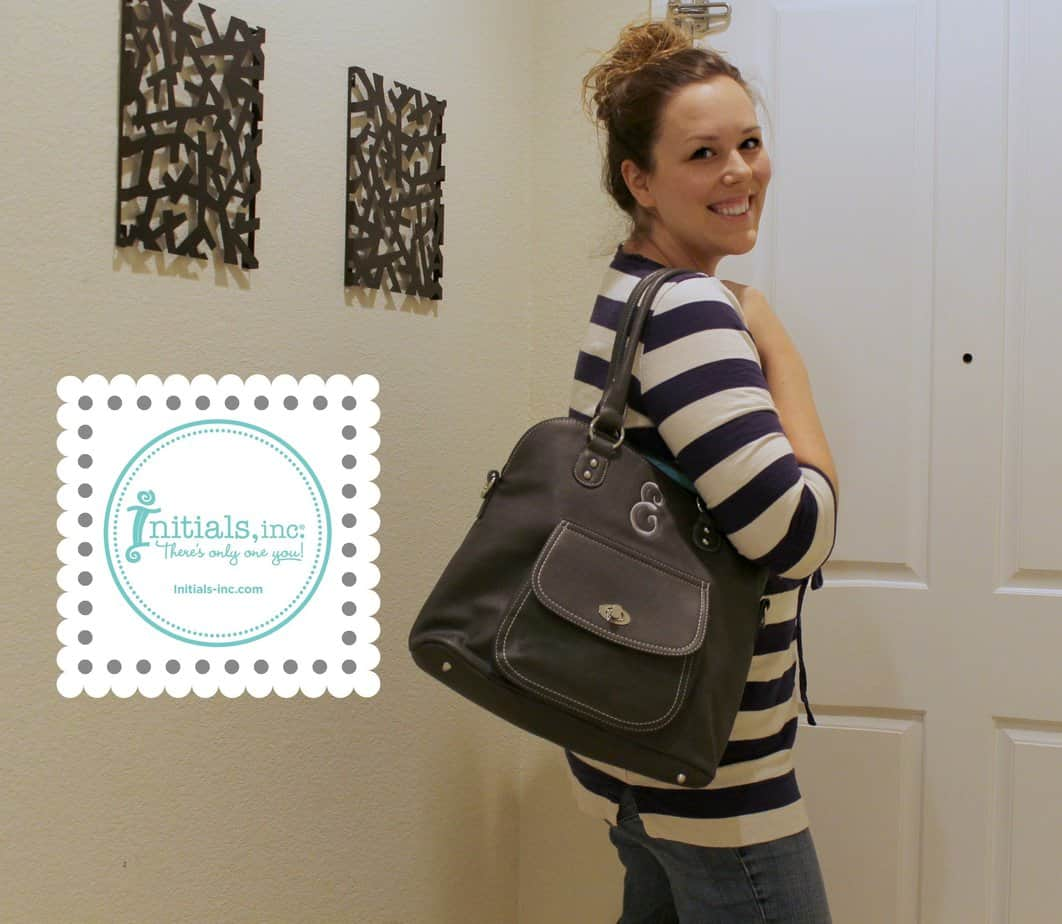 Initials, Inc Bags: Because There's Only One You! 1