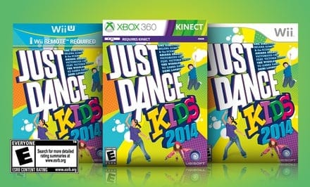 Just Dance Kids 2014: Healthy Fun Activity For Families