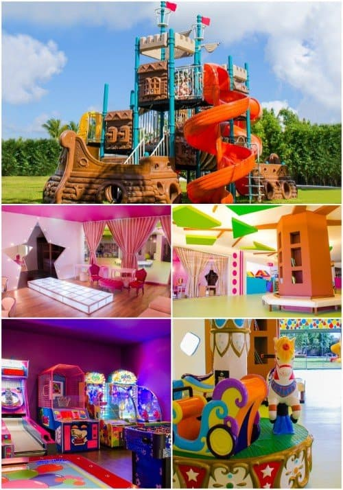 Kids Club, Moon Palace