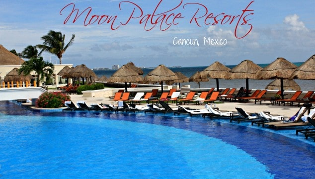 Traveling to Cancun: Moon Palace Resorts 4