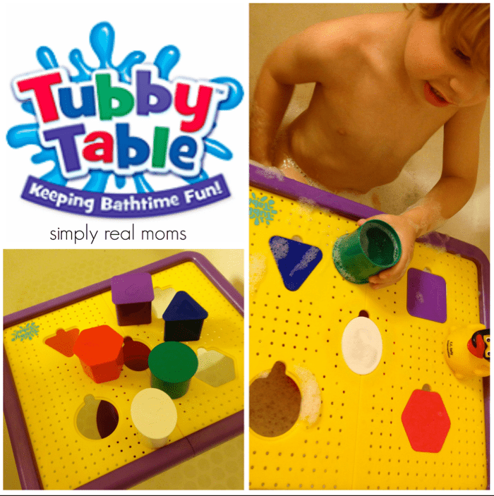 Take Bathtime to a New Level with Tubby Table 2