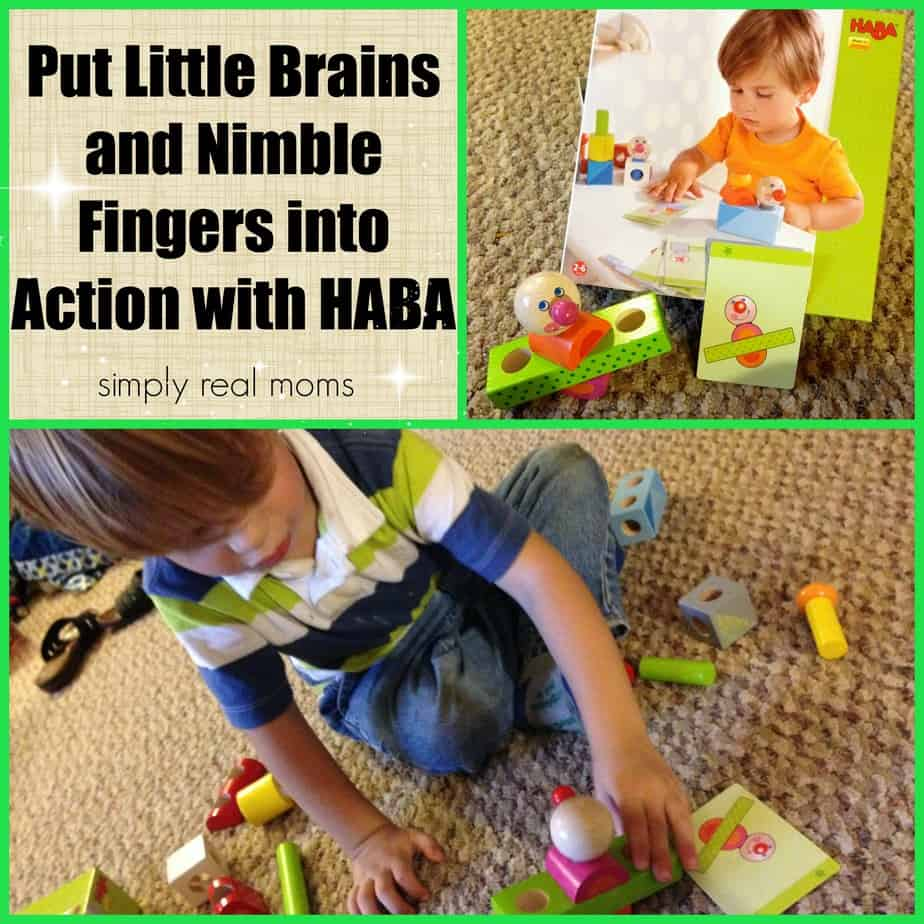 Put Little Brains and Nimble Fingers into Action with HABA 1