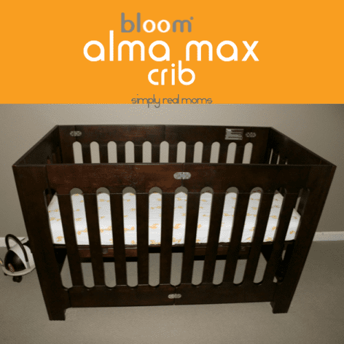 Alma Max crib from bloom baby