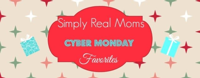 cyber monday simply real moms