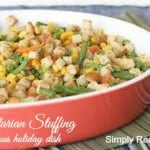 Vegetarian Thanksgiving Dishes