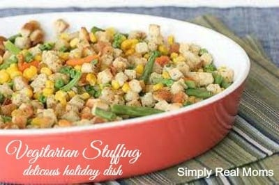 Vegetarian Thanksgiving Dishes 1