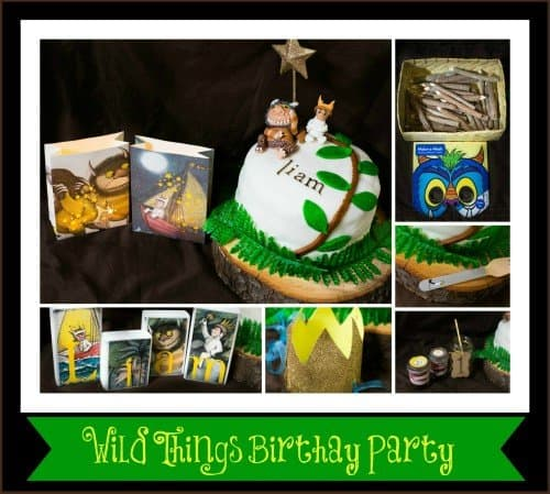 wild things collage1