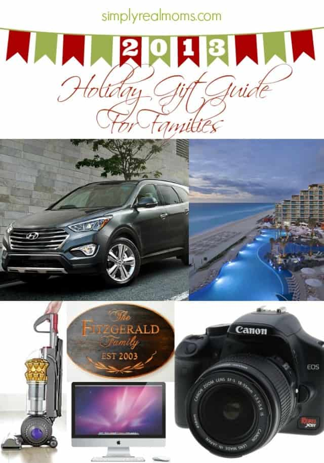 2013 Gift Guide For Families