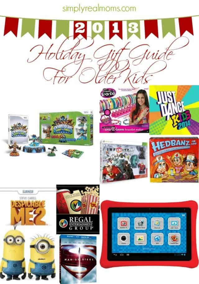 2013 Holiday Gift Guide for Older Kids