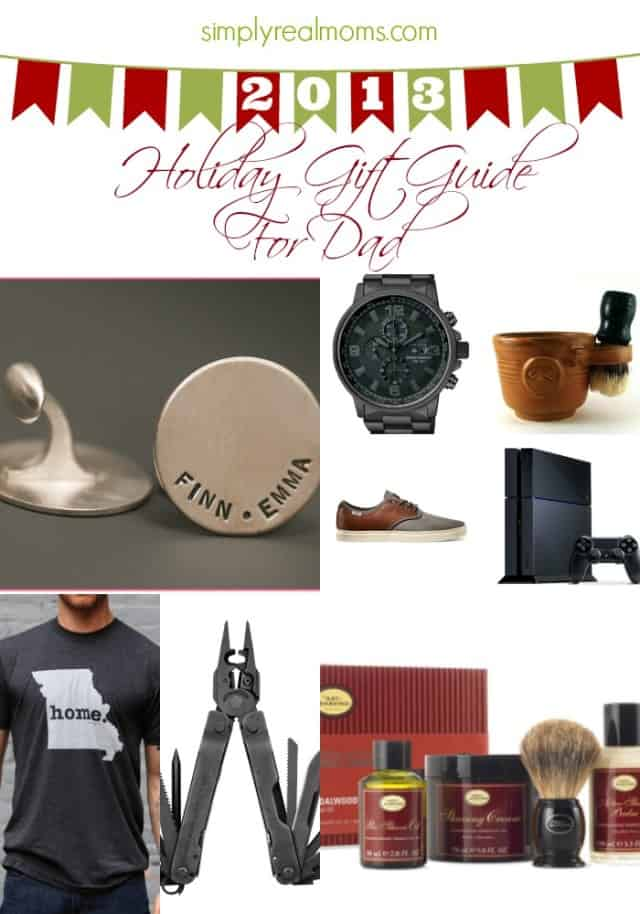 2013 Holiday Gift Guide for dad
