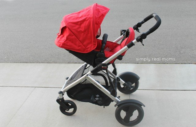 Britax B-Ready Rear Facing