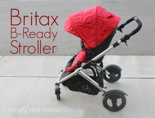 Britax BReady