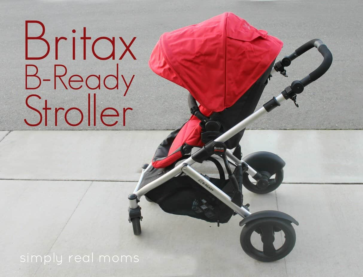 Britax B-Ready Stroller: The Stroller That Grows With Your Family 5