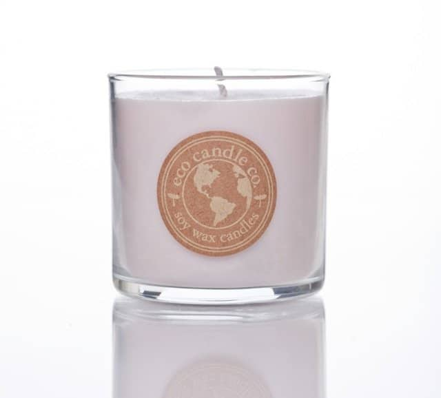 Eco Candle – Lavender & Lemon