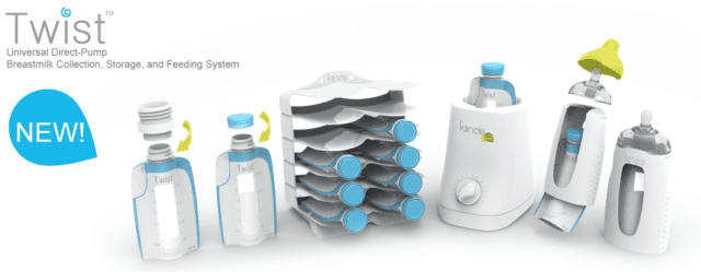 Kiinde Direct Pump Breastfeeding System