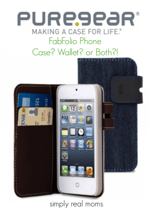 FabFolio Phone Case? Wallet? Or Both?! 1